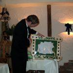 2004 Wikinger Weihnachtsfeier (12/18)