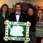 2004 Wikinger Weihnachtsfeier (13/18)